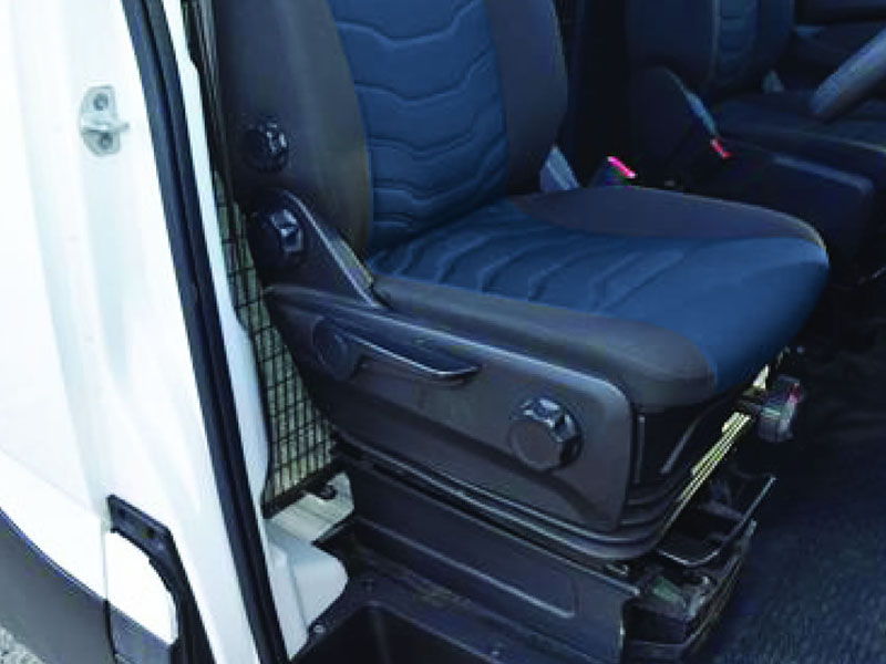 New Daily Van - Air suspension seat 2